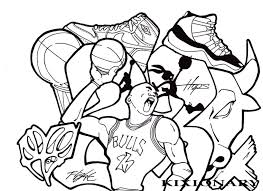 Small Picture Michael jordan coloring pages michael jordan coloring pages for