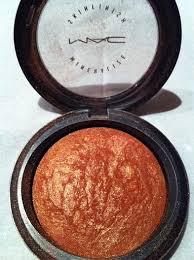 mac gold deposit mineralize blush makeup blush gold