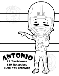 Small Picture FREE Steelers Coloring Pages For the Playoff Run Skybachers