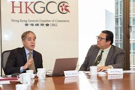HKGCC - Past Events - U.S. Trade and Investment Opportunities
