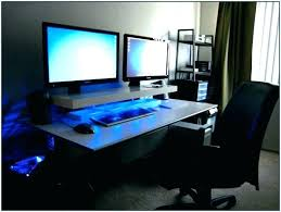 Image Office Chair Pinterest Best Office Desk Setup Beatupme