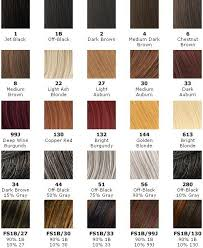 Beshe Wig Color Chart Hair Color Chart Soooo Helpful When Purchasing Hair In