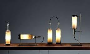 bottle lighting. Upcycled Boozey Light Designs Bottle Lighting