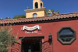 With an open atmosphere, friendly staff, and top bean bar is a quiet little coffee shop located in the heart of downtown san diego, right across from the central san diego library. Holy Grounds Coffee Tea