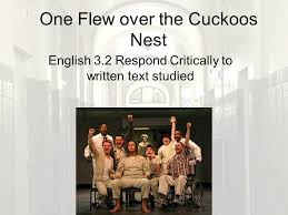 one flew over the cuckoos nest ppt one flew over the cuckoos nest