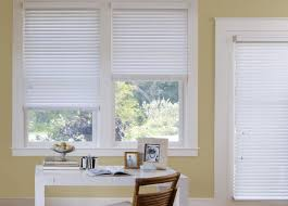 Cheapest Blinds UK Ltd  Bright White Faux Wood Venetians Wood Window Blinds Cheapest