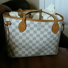 louis vuitton neverfull damier azur. louis vuitton neverfull pm damier azur bag t