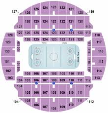 Rochester Americans Seating Chart Charlotte Checkers Vs Rochester Americans