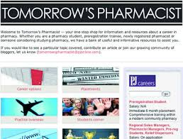 Take A Step Towards Your Future Tomorrows Pharmacist Is Now
