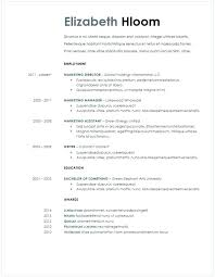Resume Templates For Google Docs Delectable Resume Templates Google Docs Free Minimalist Professional And Google