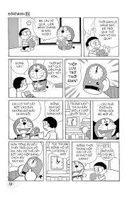 Truyện tranh Doremon - Tập 16 - Chương 2: Hộp lưu trữ thời gian