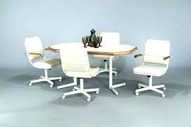 dining room chairs with casters dining room chairs with casters swivel dining room chairs casters upholstered