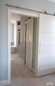 i ve always disliked the awkward french doors so look what she put in her closet instead