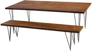 top dining room tables reclaimed wood hairpin metal leg dining dable with reclaimed wood top metal top dinin