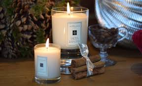 How To Scent Your Home For Christmas, With Jo Malone London