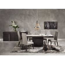carlyle dining table wood top ext dining tables dining room new york style furniture mobilia living with style