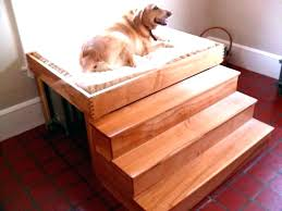 full size of dog steps for bed dogs to get on small beds plans pet diy dog stairs post steps for