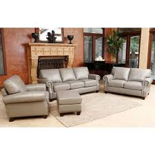 abbyson living furniture in the living room sofas and sectionals bjs whole club sofa set