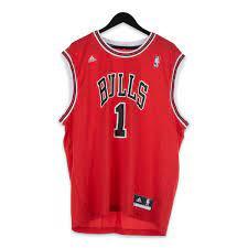 Chicago Bulls Derrick Rose Jersey (XL ...