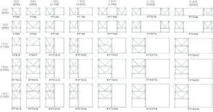 Egress Window Size Chart Vinyl Window Sizes Heyspecial Co