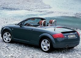 2003 Audi TT Specs and Photos   StrongAuto