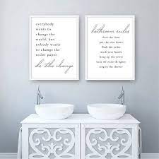 Bathroom Quote Canvas Posters And Prints Wall Pictures Modern Funny Bathroom Sign Art Painting Bathroom Wall Art Decor Bathroom Quotes Decor Bathroom Wall Art Bathroom Wall Decor Art