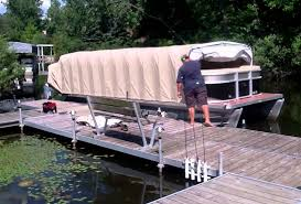 the best pontoon mooring covers that