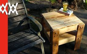 coffee tables made out of pallets rustic side table made from free pallets pics of coffee coffee tables made out of pallets