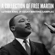martin luther king jr essay topics titles examples in  martin luther king jr essay
