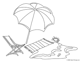 Small Picture Beach Chair Coloring Page Img Need Coloring Page Beach Ball In