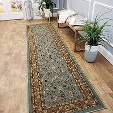 14 foot carpet runners custom cut 22 inch wide by 14 feet long runner teal green