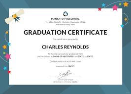 Sample Certificate Graduation Copy Letter Format Ki As Sample