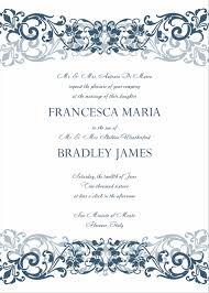 Free Wedding Invitation Maker Livepeacefully091018 Com