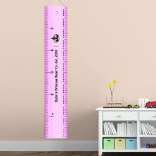 Amazon Com Personalized Height Chart Ruler Of This Room