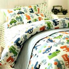 cars twin bedding
