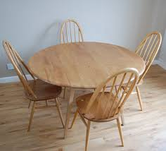 ercol ercol chair ercol dining table ercol furniture round dining table table