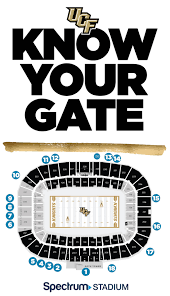Stadium Information Ucf Athletics