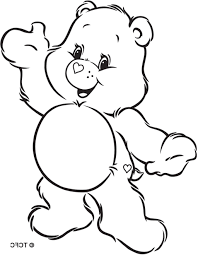 Small Picture Care Bears Coloring Pages Coloring Pages Kids