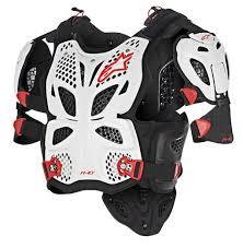 alpinestars a 10 full chest protector protectors motorcycle alpinestars leather jacket new york