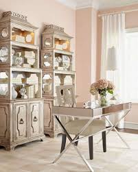 mirrored office furniture. johnrichard collection lexington mirrored desk office furniture u0026 pagoda etagere candace rose