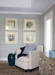 Grasscloth Wallpaper | Platinum Gray Grasscloth Wallpaper - Cottage -  bedroom - Caccoma .