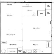 mother in law suite basement floor plan