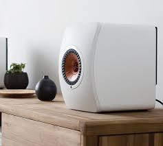 kef ls50 white. kef ls50 wireless speakers \u2013 high-end surround sound kef ls50 white