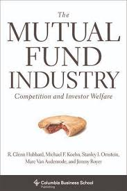mutual fund accounting the mutual fund industry competition and investor welfare