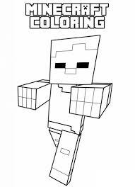 Minecraft 12342 Minecraft Disegni Da Colorare Per Adulti