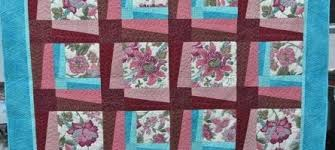 Big Block Quilt Patterns Delectable How To Quickly Sew QuiltsBig Block Quilts48 Quilt Blocks Nancy