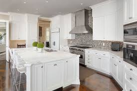white kitchen with marble countertops white16 white