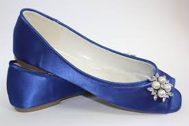 Wedding Shoes Royal Blue Top Royal Blue Bridal Heels Mary Jane