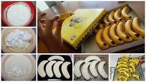 Resep Banana Cotton Cake Dari Ny Liem Manis Dan Lembut