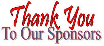 Image result for thank you to our sponsors